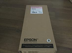 Epson UltraChrome HD Ink Cartridge - 350ml Vivid Light Magenta (T824600)