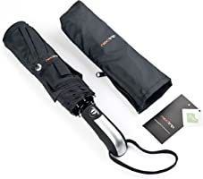 nex|trip Umbrella Windproof – Pocket Umbrella with Automatic Button – Umbrella Umbrella Small – Umbrella Lightweight for...