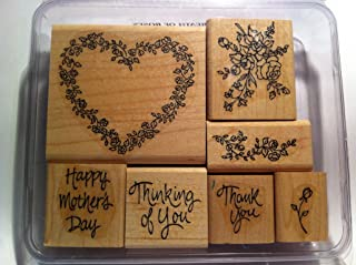 Stampin' Up Wreath of Roses Stamp Set
