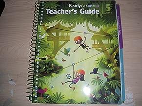 ReadyGEN Teacher's Guide Unit 3 Grade 5