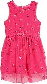 Nautica Big Sleeveless Girl's Pink Dress