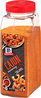 McCormick Perfect Pinch Cajun Seasoning, 18 oz