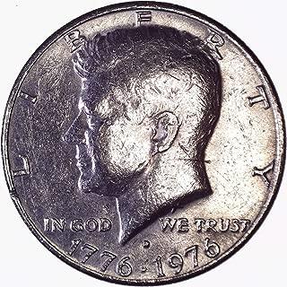 1976 D Kennedy Half Dollar 50C Fair