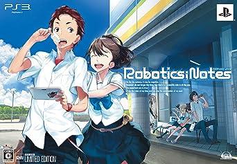 ROBOTICS;NOTES(初回限定版 ポケコンバック型スマートフォンケース/設定資料集 同梱) - PS3