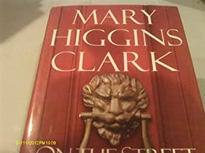On The Street Where You Live - Mary Higgins Clark - Book Club Edition 2001