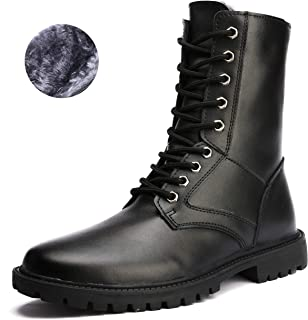 cacd38d1c78b4 Amazon.com: 14 - Motorcycle & Combat / Boots: Clothing, Shoes & Jewelry