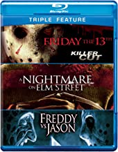 Friday the 13th / Nightmare on Elm St / Freddy Vs