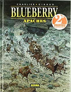 Blueberry 49: Apaches (Spanish Edition)