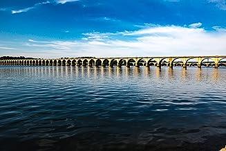 Bridge to Capital Island 5x7