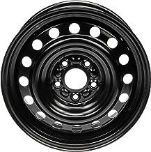 Dorman Steel Wheel with Black Painted Finish (16x6.5