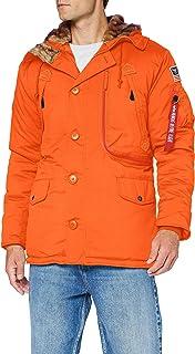 ALPHA INDUSTRIES Polar Jacket Giacca Uomo