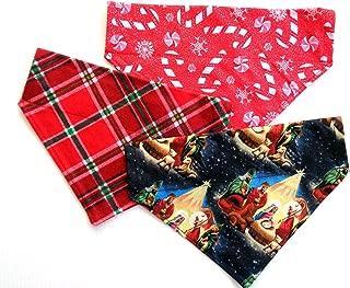 and Large Dog Bandana LGBTQ Pride Dog Bandana -Small Handmade Dog Bandanas- Over the Collar Dog Bandana- LGBTQ Dog Bandana Medium