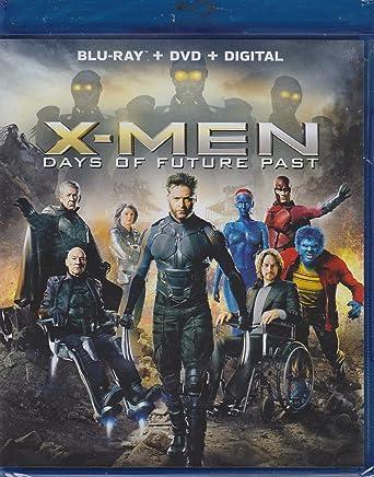 X-Men Days pf Future Past Blu-Ray/DVD Combo