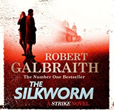 The Silkworm: Cormoran Strike, Book 2