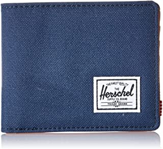 Herschel Supply 钱包행크 Rfidhank Hank Rfidrfid Hankهانك ار اف اي ديhank RFID Accesorio de Viaje-Billetera Plegable, Cuero sin...