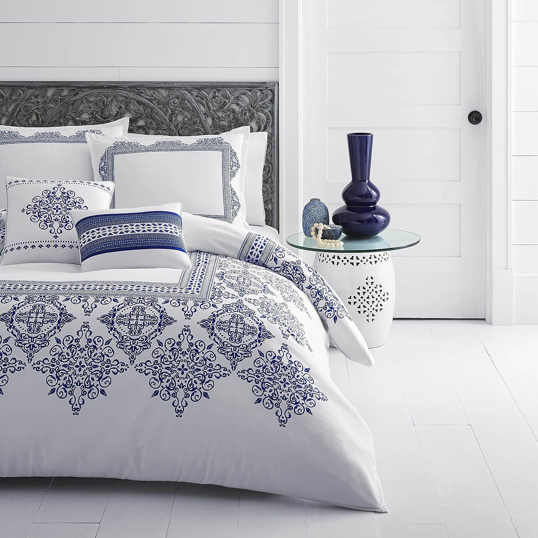 Azalea Skye Cora Comforter Set, Twin, White