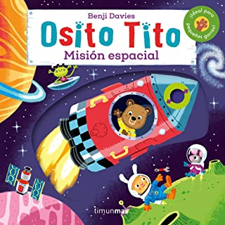 Osito Tito. Misión espacial