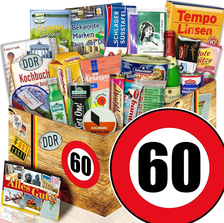 DDR Box   Geburtstag 60   Geschenk Set Mama   Spezialitäten Geschenk B0784RRRZZ   Überlegen