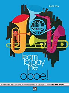 Learn to Play Oboe! Book 2