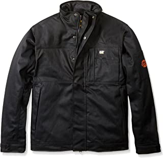 Men's Big and Tall Flame Resistant Insulated Jacket