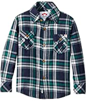 Appaman Kids - Extra Soft Flannel Shirt (Toddler/Little Kids/Big Kids)