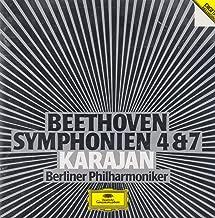 Sinfonien 4 + 7 (recorded I983)