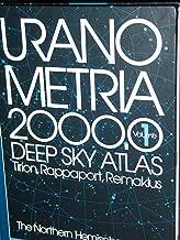 Uranometria 2000.0: Deep Sky Atlas, Vol. 1: The Northern Hemisphere to -6 Degrees