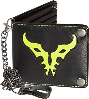 JINX World of Warcraft: Legion Bi-Fold Chain Wallet