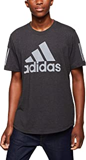 Adidas Men's Sports ID Logo T-Shirt