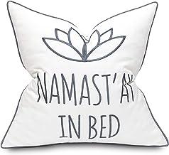 Amazon Com Namaste In Bed Pillow