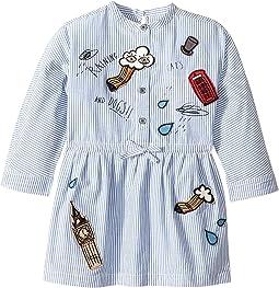 Burberry Kids - Detailed Shirtdress (Infant/Toddler)
