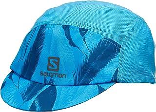[サロモン] アウトドア キャップ AIR LOGO CAP (エアー ロゴ キャップ) OSFA (FREE サイズ)