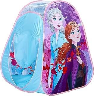Disney- Casita de Tela desplegable, Color Azul (Moose Toys
