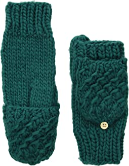 KNG3493 Knit fingerless Gloves