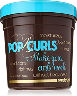 Neutrlab Pop N Curls, 12.7 Oz