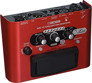 BOSS Compact Guitar Pedal (VE-2)