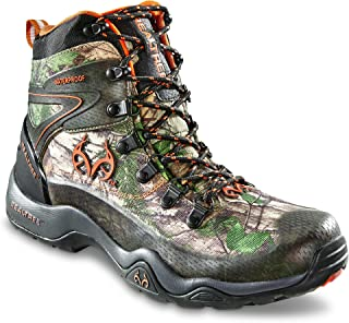 Realtree Men's Outfitters Ridge Waterproof Hunting Boots