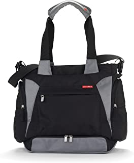 Skip Hop Baby Bento Meal-to-Go Diaper Bag, Black (Discontinued by Manufacturer)