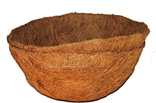 2 Pack of Basket Shaped Coco Liners (16