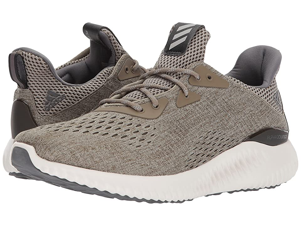 adidas Alphabounce EM (Trace Olive/Trace Cargo/Grey One) Women
