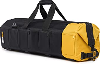 ToughBuilt tou-60-30 30 massieve mondtas, zwart/geel