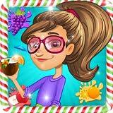 fiesta loca de vacaciones de verano - trabajo de ensueño para chicas