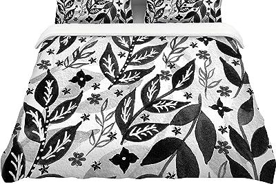 Kess InHouse Louise Machado Arrow King Cotton Duvet Cover 104 x 88 104 x 88