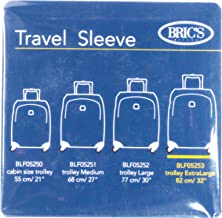 Bric's USA Luggage Model: COVER_LIFE/PELLE/VARESE/FIRENZE |Size: transparent cover BLF/BPL/BRH/BAE 32
