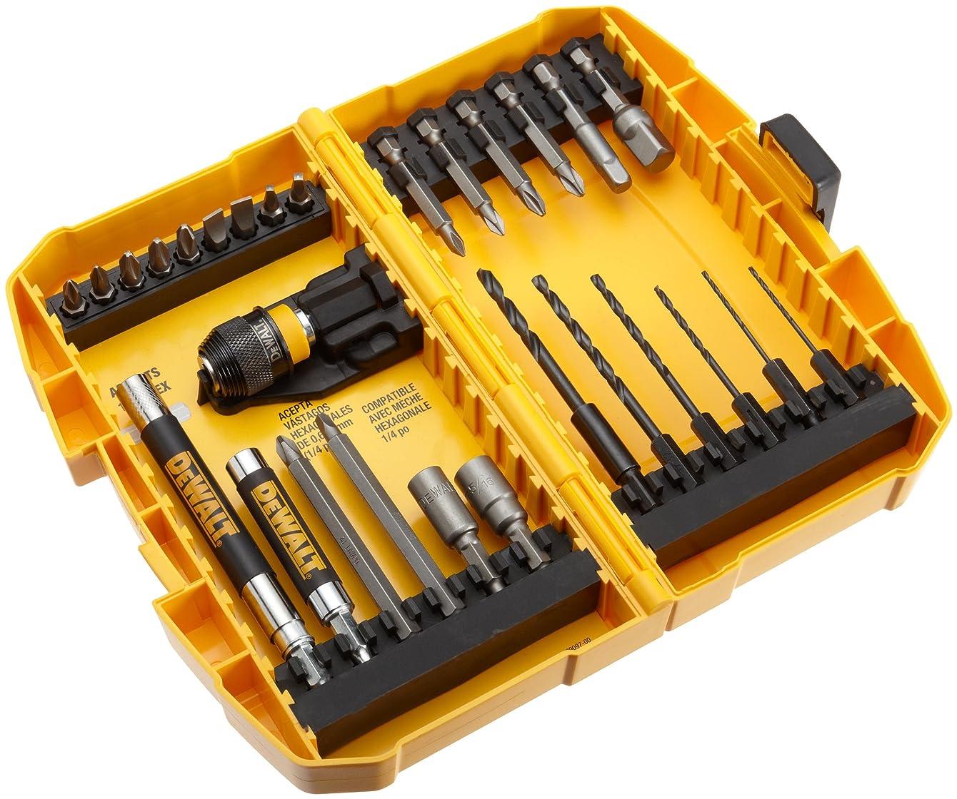 DEWALT DW2521 28-Piece Rapid Load Set