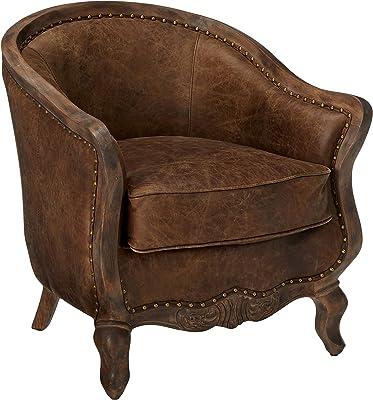 Amazon.com: Home Square - Juego de 2 sillas de centro y mesa ...