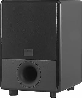 mivoc Hype 10 G2 Caisson de basse subwoofer Actif Noir 120 watt
