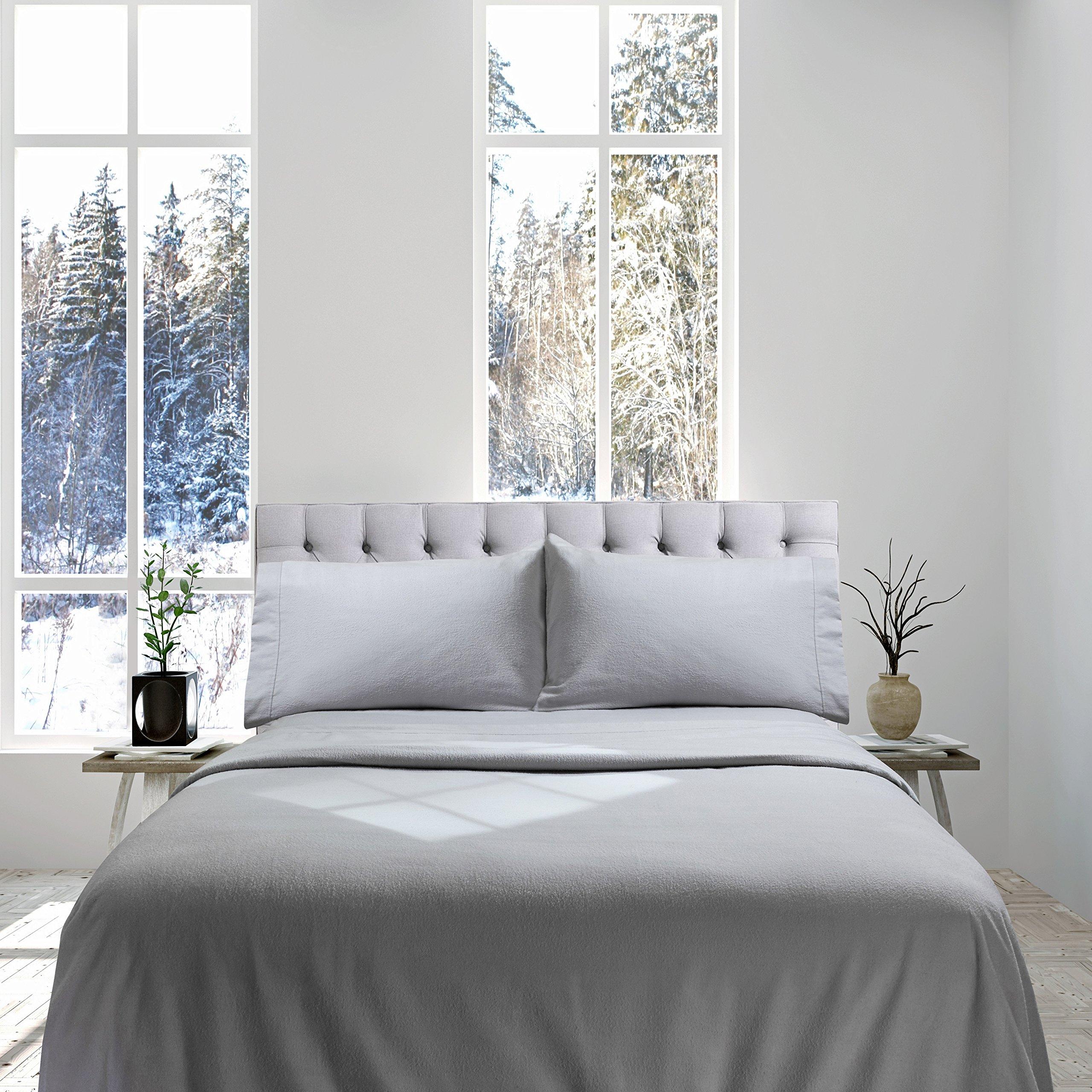 Genteele 100 Cotton Flannel Sheet