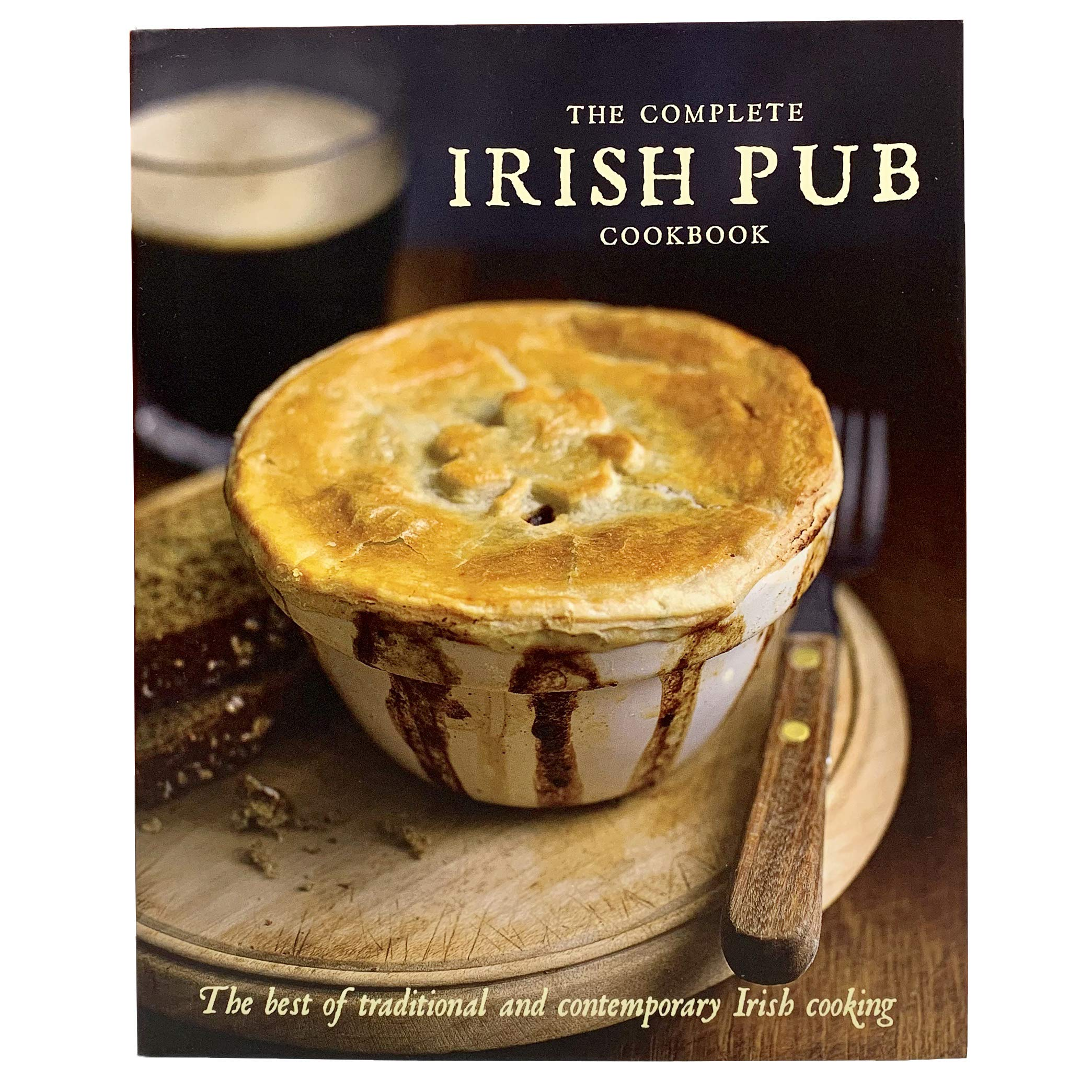 Image OfThe Complete Irish Pub Cookbook