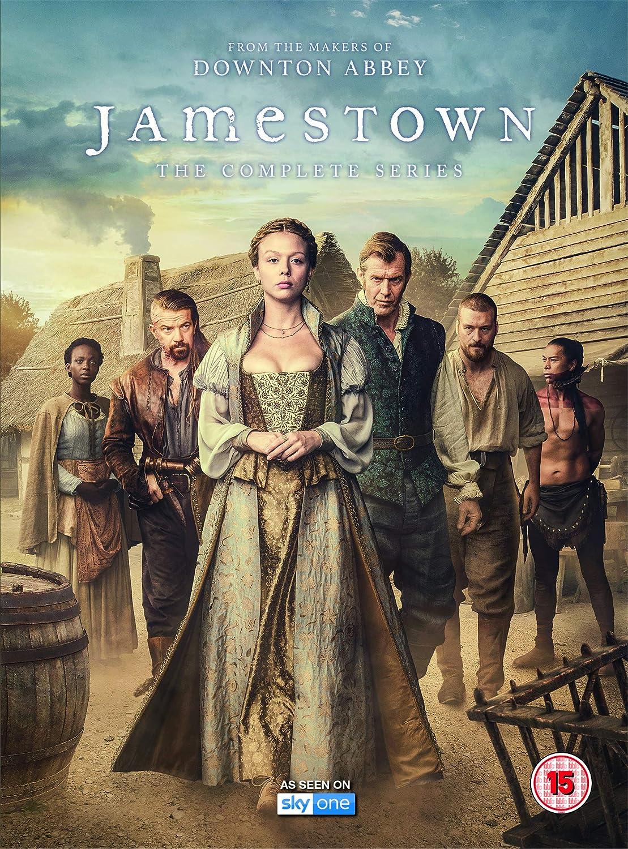 Cheap bargain Jamestown Season 1-3 2019 DVD New popularity